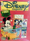 Cover for Disney Magazine (Egmont Magazines, 1983 series) #107
