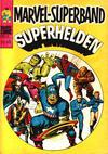 Cover for Marvel-Superband Superhelden (BSV - Williams, 1975 series) #3