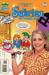 Cover for Sabrina the Teenage Witch (Archie, 1997 series) #4 [Direct Edition]