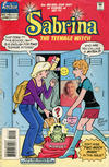Cover for Sabrina the Teenage Witch (Archie, 1997 series) #14 [Direct Edition]