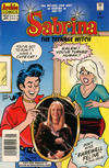 Cover for Sabrina the Teenage Witch (Archie, 1997 series) #9 [Newsstand Edition]