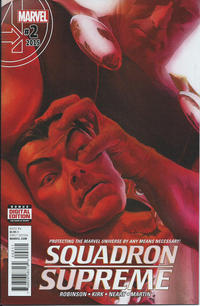 Cover Thumbnail for Squadron Supreme (Marvel, 2016 series) #2