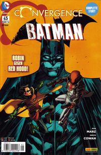 Cover Thumbnail for Batman (Panini Deutschland, 2012 series) #45 (110)