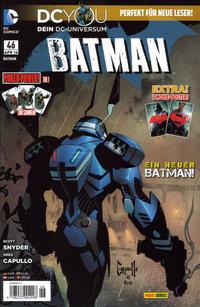 Cover Thumbnail for Batman (Panini Deutschland, 2012 series) #46 (111)