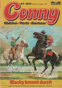 Cover Thumbnail for Conny (Bastei Verlag, 1980 series) #56