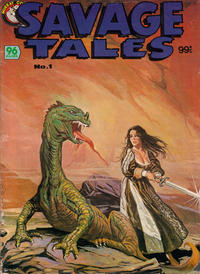 Cover Thumbnail for Savage Tales (K. G. Murray, 1982 series) #1