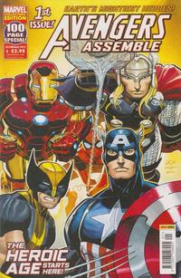 Cover Thumbnail for Avengers Assemble (Panini UK, 2012 series) #1