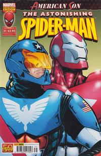 Cover Thumbnail for Astonishing Spider-Man (Panini UK, 2009 series) #31