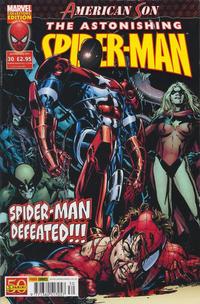 Cover Thumbnail for Astonishing Spider-Man (Panini UK, 2009 series) #30