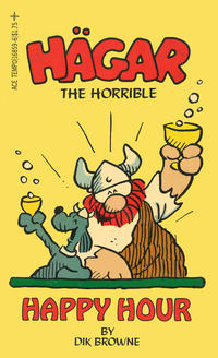 Cover Thumbnail for Hagar the Horrible: Happy Hour (Tempo Books, 1983 series) #16859-6