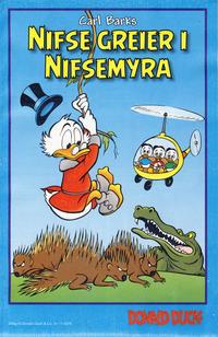 Cover Thumbnail for Bilag til Donald Duck & Co (Hjemmet / Egmont, 1997 series) #11/2016