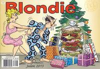 Cover Thumbnail for Blondie (Hjemmet / Egmont, 1941 series) #2013
