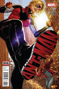 Cover Thumbnail for The Astonishing Ant-Man (Marvel, 2015 series) #6