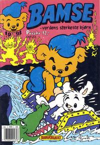 Cover Thumbnail for Bamse (Hjemmet, 1991 series) #6/1991