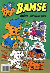 Cover Thumbnail for Bamse (Hjemmet, 1991 series) #10/1991