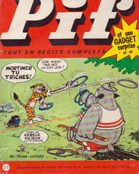 Cover Thumbnail for Pif Gadget (Éditions Vaillant, 1969 series) #56
