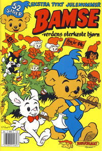 Cover Thumbnail for Bamse (Hjemmet, 1991 series) #12/1991