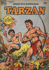 Cover Thumbnail for Tarzan (Wilson Publishing, 1949 series) #12