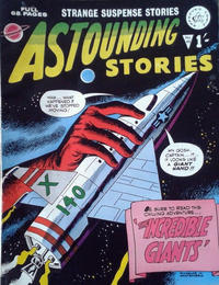 Cover Thumbnail for Astounding Stories (Alan Class, 1966 series) #40