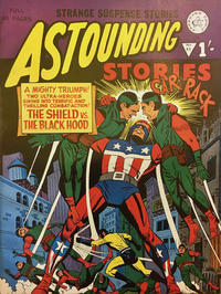 Cover Thumbnail for Astounding Stories (Alan Class, 1966 series) #51