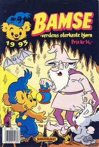 Cover Thumbnail for Bamse (Hjemmet, 1991 series) #9/1993
