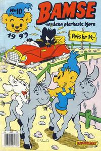 Cover Thumbnail for Bamse (Hjemmet, 1991 series) #10/1993