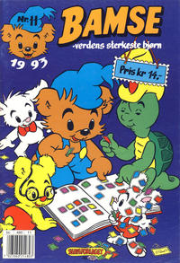 Cover Thumbnail for Bamse (Hjemmet, 1991 series) #11/1993