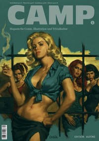 Cover Thumbnail for Camp (Edition Alfons, 2014 series) #1