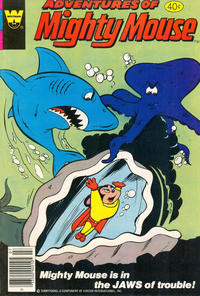 Cover Thumbnail for Adventures of Mighty Mouse (Western, 1979 series) #168 [Whitman]