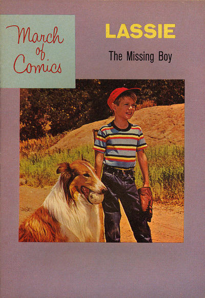 Cover for Boys' and Girls' March of Comics (Western, 1946 series) #230