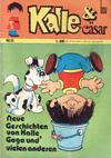 Cover for Kalle & Cäsar (BSV - Williams, 1971 series) #13