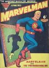 Cover for Marvelman (L. Miller & Son, 1954 series) #45