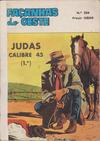 Cover for Façanhas do Oeste (Agência Portuguesa de Revistas, 1971 series) #224