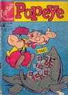 Cover for Cap'tain Présente Popeye (Société Française de Presse Illustrée (SFPI), 1964 series) #28