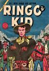 Cover for Ringo Kid (Horwitz, 1956 series) #8