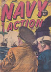 Cover for Navy Action (Horwitz, 1954 ? series) #14