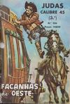 Cover for Façanhas do Oeste (Agência Portuguesa de Revistas, 1971 series) #226