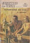 Cover for Façanhas do Oeste (Agência Portuguesa de Revistas, 1971 series) #235