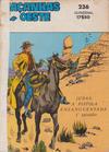 Cover for Façanhas do Oeste (Agência Portuguesa de Revistas, 1971 series) #236