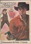 Cover for Façanhas do Oeste (Agência Portuguesa de Revistas, 1971 series) #234
