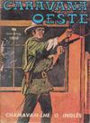 Cover for Caravana do Oeste (Agência Portuguesa de Revistas, 1975 series) #96