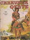Cover for Caravana do Oeste (Agência Portuguesa de Revistas, 1975 series) #103