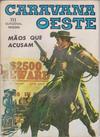 Cover for Caravana do Oeste (Agência Portuguesa de Revistas, 1975 series) #111
