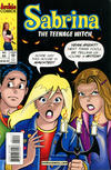Cover for Sabrina the Teenage Witch (Archie, 2003 series) #44 [Direct Edition]