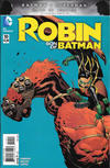 Cover for Robin: Son of Batman (DC, 2015 series) #10 [Direct Sales]