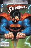 Cover for Superman (DC, 2011 series) #50 [John Romita Jr Cover]