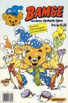 Cover for Bamse (Hjemmet, 1991 series) #1/1995