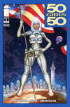 Cover Thumbnail for 50 Girls 50 (2011 series) #1 [Second Printing]