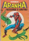 Cover for Homem-Aranha (Editora Abril, 1983 series) #31