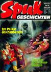 Cover for Spuk Geschichten (Bastei Verlag, 1978 series) #14